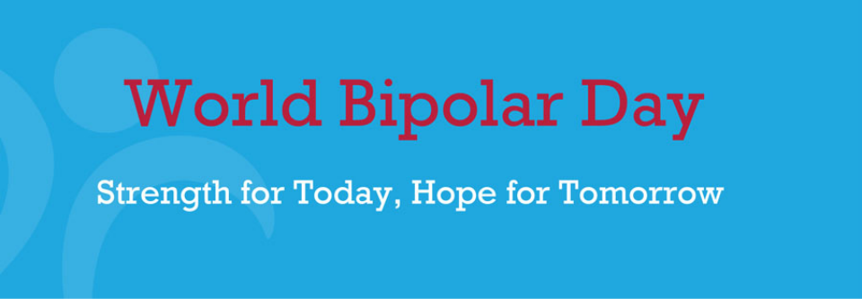 Celebrating World Bipolar Day