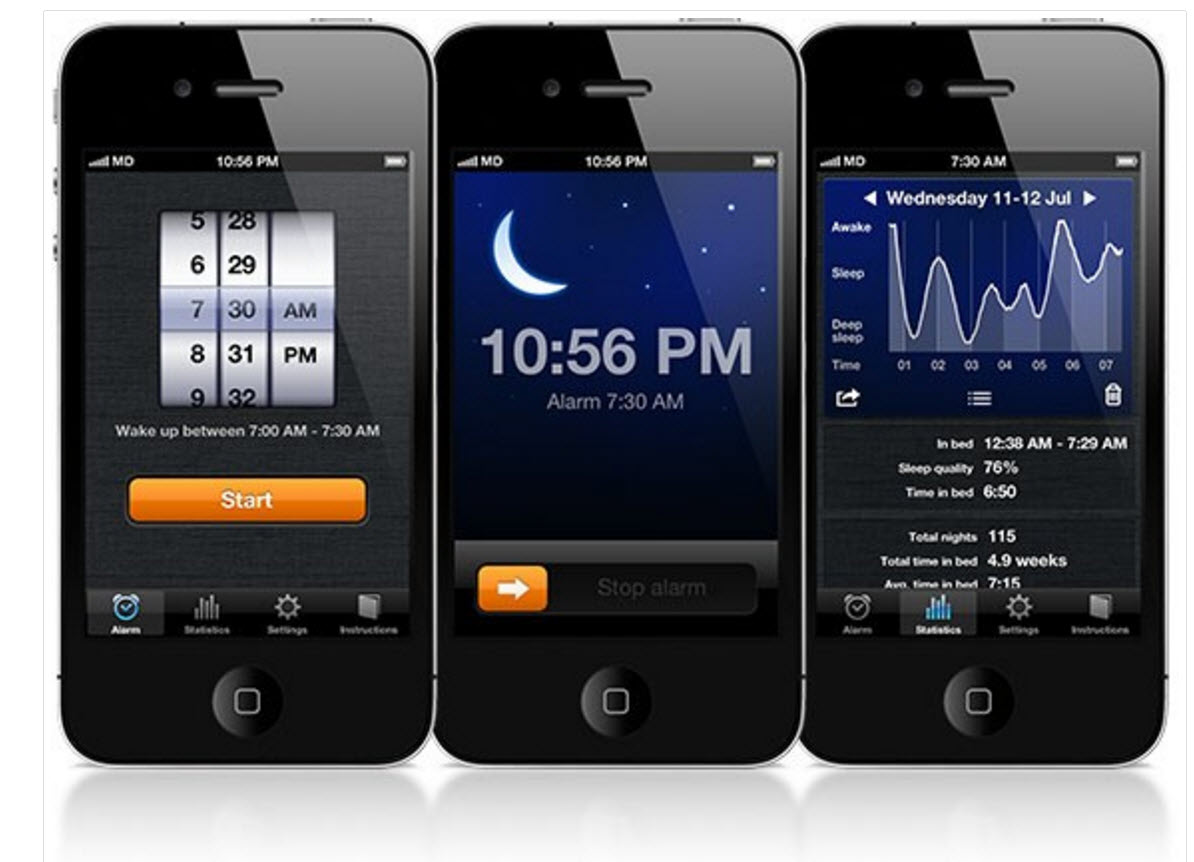 Sleep Apps and Wearables