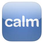 Calm iPhone app