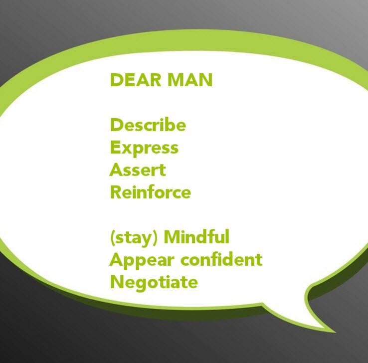 Interpersonal Effectiveness DEAR MAN