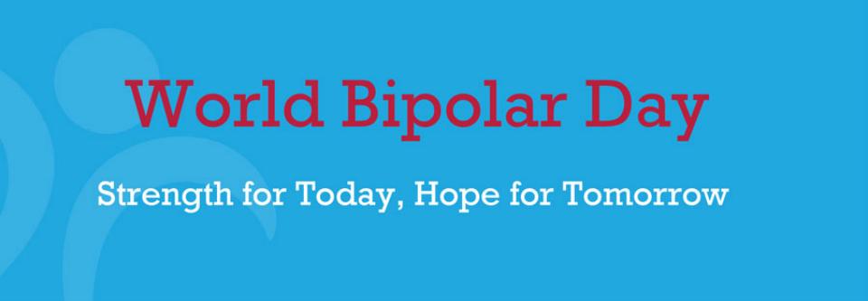 Celebrating World Bipolar Day
